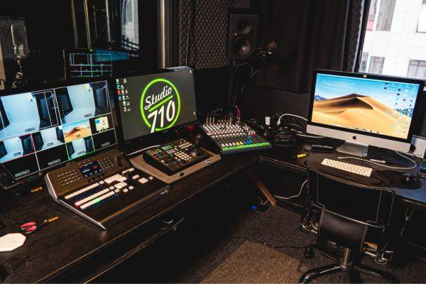 Studio710 - Control Room 2